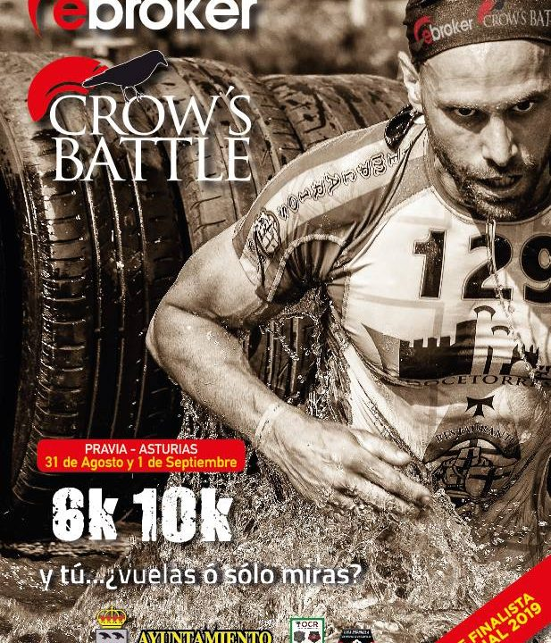 Crows Battle Pravia